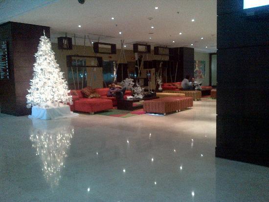 Renaissance Caracas La Castellana Hotel : lobby