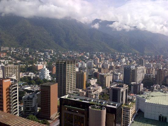 Renaissance Caracas La Castellana Hotel : vistas del mirador