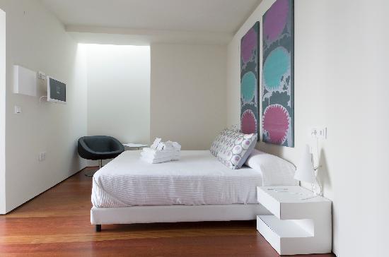 Hotel Viento10: doble estandar twin