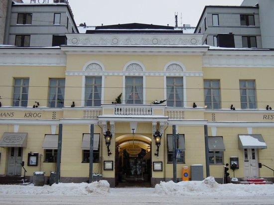 G.W. Sundmans : G W Sundman's Helsinki