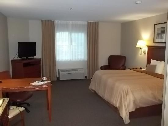 Candlewood Suites Plano East: King suite