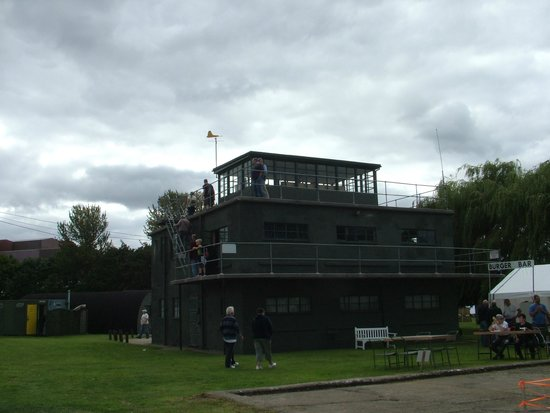 Rougham Airfield Control Tower