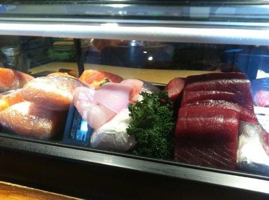 Sakura Hana Restaurant: fresh as it gets