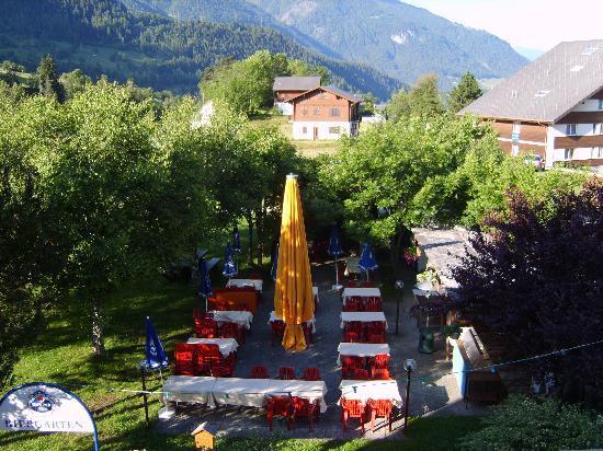 Hotel Park : Gemutliche Garten Restaurant