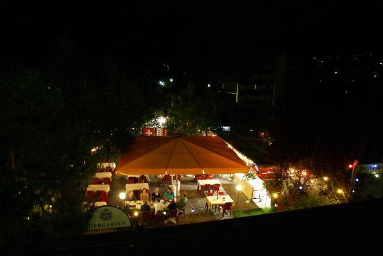 Hotel Park : Auch Abends !