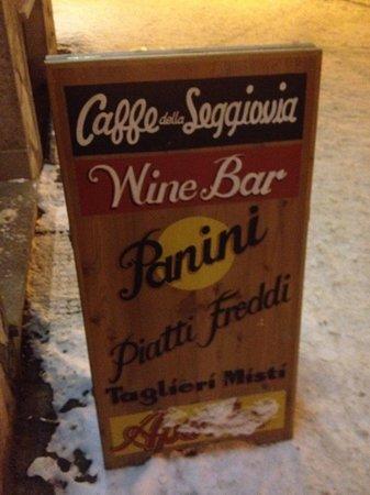 Caffe della Seggiovia