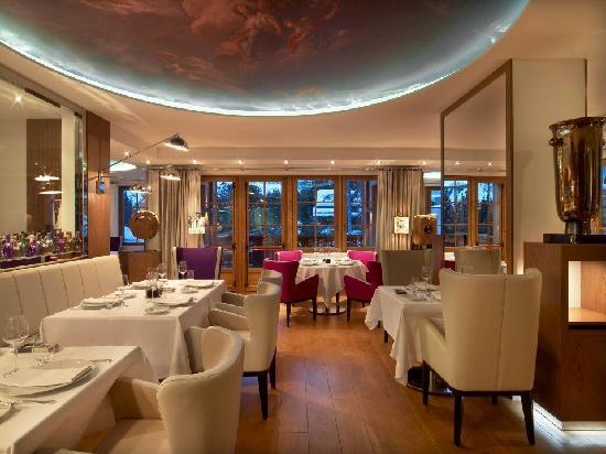 Le Strato : Le Restaurant 1 étoile au guide Michelin