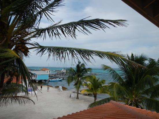SunBreeze Hotel: View from room 201