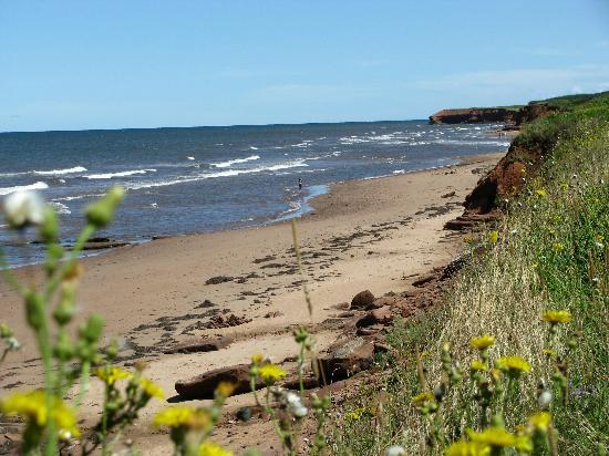 Rustico Resort Golf and Tennis Club: PEI Beach