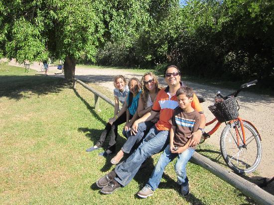 La Bicicleta Naranja Tours: Conociendo la Reserva