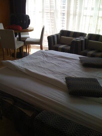 Residence Verona : CAMERA CON 2 STANZE 3 PIANO