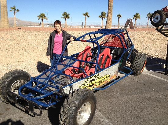 Sun Buggy & ATV Fun Rentals : Getting ready to head out!