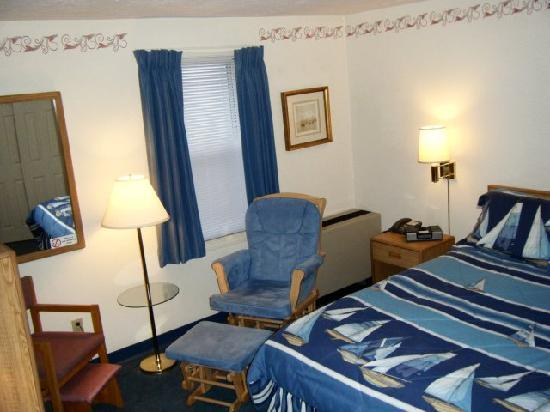 Westborough Inn: Queen Room