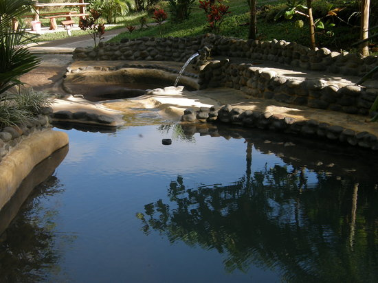 Aguas Zarcas, Costa Rica: One of the Many Hot Spring Pools