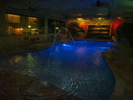 Mayaro, Trinidad: indoor pool