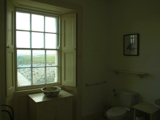 Galley Head Lightkeeper's House: Badezimmer