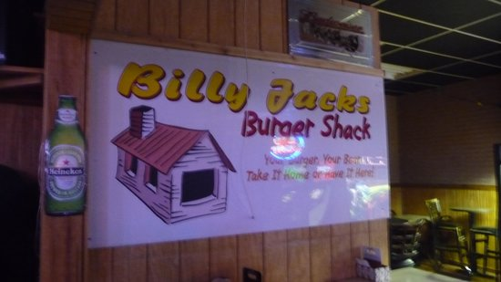 Billy Jack's Burger Shack
