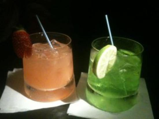 Pieria : Our drinks!