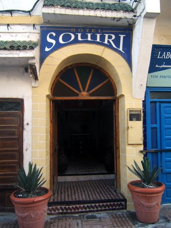 Hotel Souiri: Portal