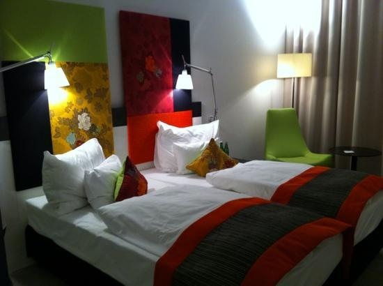 andel's by Vienna House Lodz: room