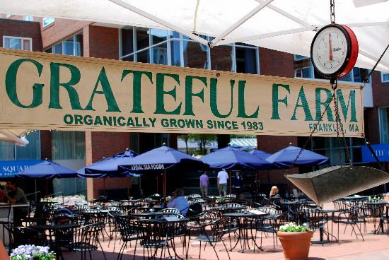 Charles Hotel Farmers Market - Year-Round