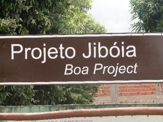 Estancia Mimosa Ecoturismo: Projeto Jiboia - Programa educativo, divertido e em horário conveniente.