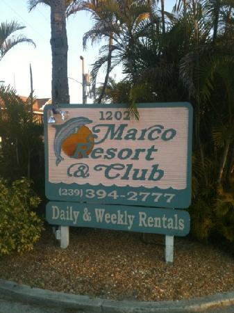 Marco Resort By Evrentals: Welcome