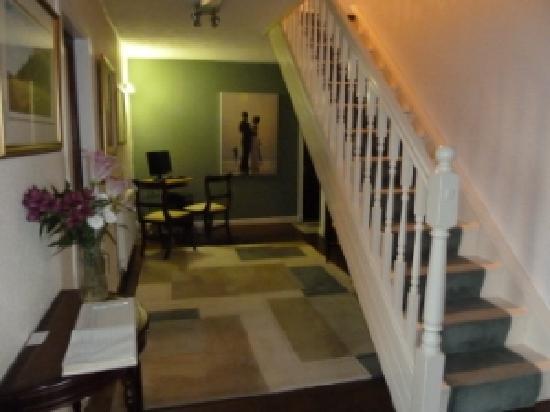 Castlecroft: Hallway