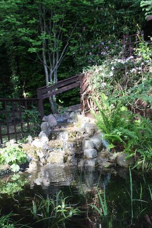 Castlecroft garden