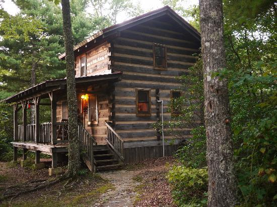 Fiddler's Roost Cabins : Fiddlers Roost