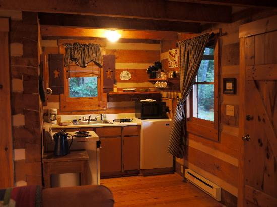 Fiddler's Roost Cabins: Fiddlers Roost