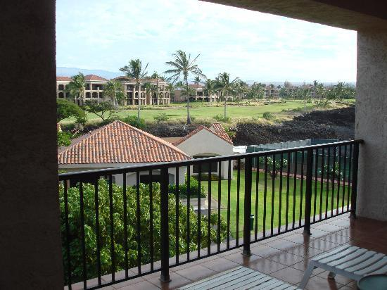 Aston Shores at Waikoloa: Views from Our Deck