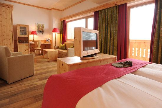 Natur und Wellnesshotel Hoeflehner: Berggquell Suite