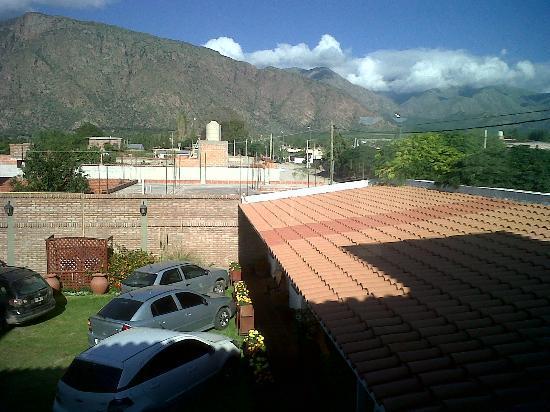 Cerro de la Cruz Hotel: Vista salón