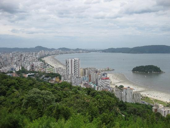 Teleferico Sao Vicente: View from the top!