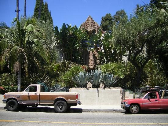 Dearly Departed Tours: Supposed location of Black Dahlia Murder