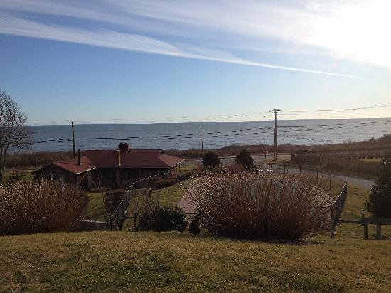 Lenhart's Cottages: gorgeous ocean views