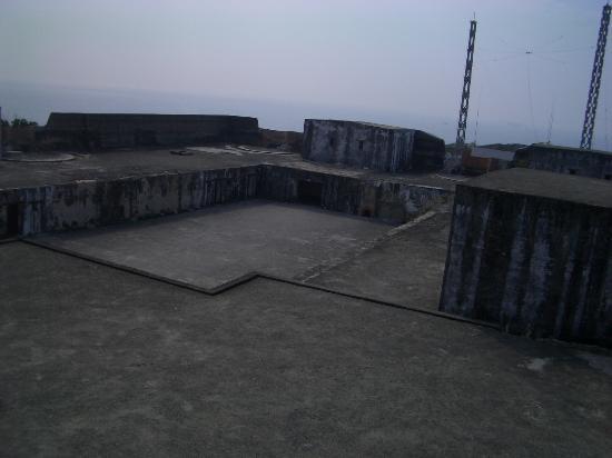 Cihou Fort : 砲台跡