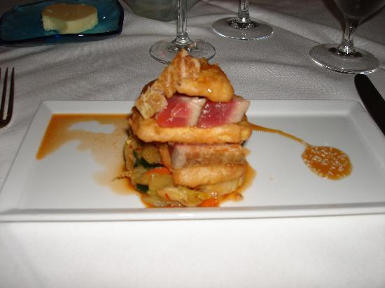 Gallery Restaurant at The Ballantyne Hotel: Appetizer