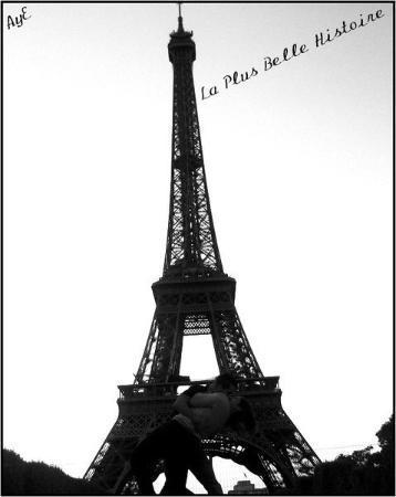 El lugar más bello para el amor, Paris