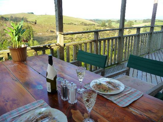 Westwind Homestay: View from the Verandah
