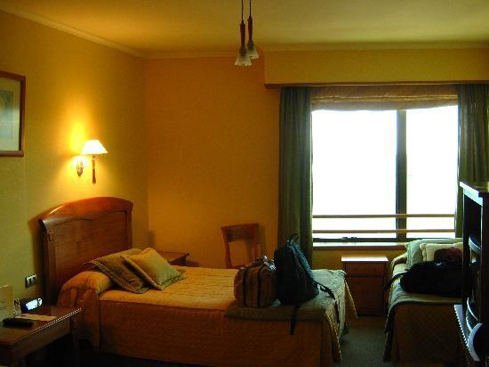 Hotel Gran Pacifico: habitación