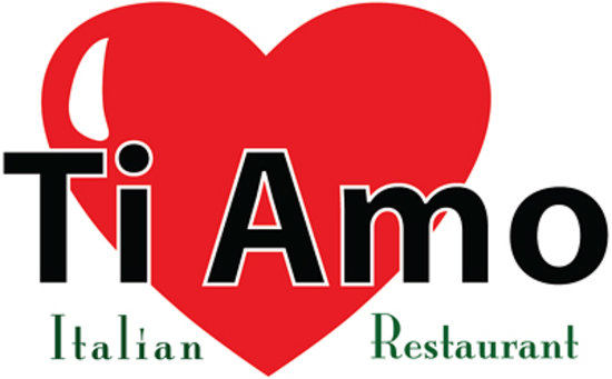 Ristorante Ti Amo: Our New Logo