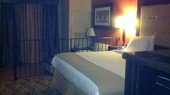Holiday Inn Express Hotel & Suites Columbia-Fort Jackson: View of room