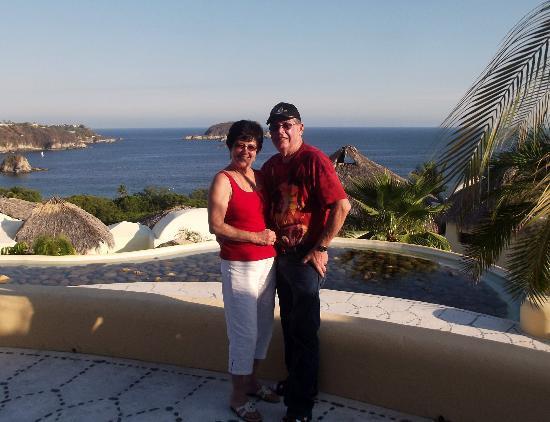 Secrets Huatulco Resort & Spa: very romantic