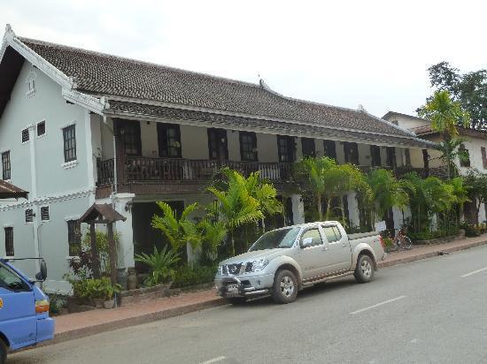 Villa Senesouk: L'hôtel