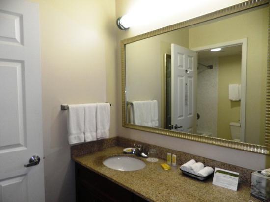 Residence Inn Herndon Reston : The vanity area
