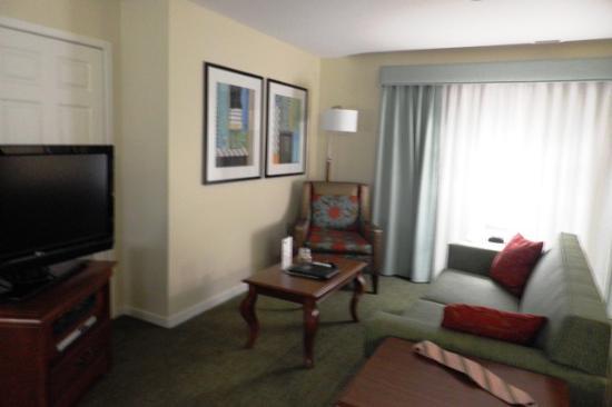 Residence Inn Herndon Reston : Sitting area
