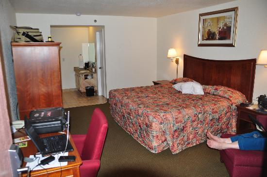 Death Valley Inn: Rm 116
