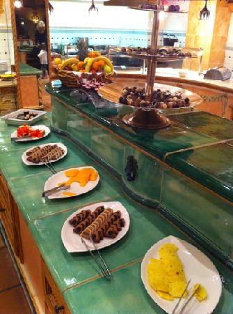 Leading Family Hotel & Resort Alpenrose: noch mehr Dessert...